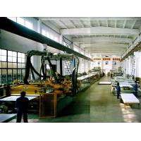 China PE / PP Sheet Plastic Extrusion Line For Composite Plate , 8mm - 25mm 110kw wholesale