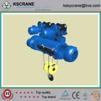 China A variety of color 2.5 ton electric hoist top quality CE certificate wholesale