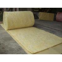 China High Temperature Resistance Glass Wool Blanket For Power Plant 20mm - 100mm Thickness wholesale