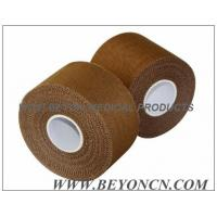 China Tear Rigid Rayon Sports Strapping Tape For Athletes Training Protection wholesale