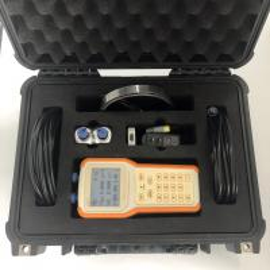 China Handheld portable Ultrasonic Flow meter TF1100-CH non intrusive sensor on sale