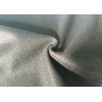 China Double Side Wool  Material , Merino Wool Cloth Anti - Static wholesale