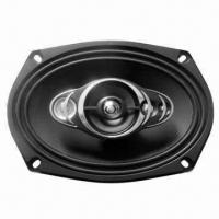 China Three-way Speakers for Car, with 300W Maximum Power and 42 to 20kHz Frequency Response Ranges wholesale