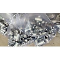 China 304 316 Stainless Steel Pipe Fittings , Sanitary Stainless Steel Tubing Elbows wholesale
