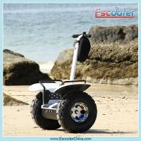 China two wheel stand up electric motor scooter wholesale