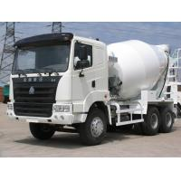 China 6*4 truck mounted concrete mixer, concret truck mixer, 8m3 concrete mixer truck wholesale
