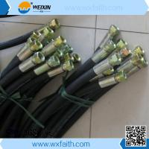 China High quality rubber hose/hydraulic rubber hose/high pressure hydraulic hose wholesale