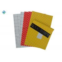 China Great quality nice printing custom TNT,DHL courier bags wholesalesstrong pernament adhesive plastic mailing envelopes on sale