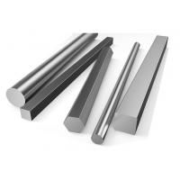 China Cold Drawn 430 Stainless Steel Solid Round Bar Bright Surface Good Thermal Conductivity wholesale