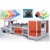 China Model LC-500 700-AR drum-linkage rubbish/garbage bag machine/bag making machine wholesale