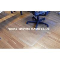 """Quality High Strength Floor Protectors For Chairs , 48 """" X 60 """" Thickness 2.0 mm for sale"""
