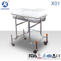Hospital Furniture:Children Bed&Baby Crib, X01 Stainless Steel Children Bed