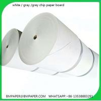 China 3mm grey pressed paper cardboard sheets wholesale