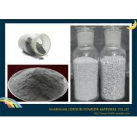 China Composite Thermal Spraying Aluminum Metal Powder Silver White Granule Shapes wholesale