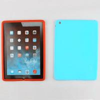 China Custom Durable Silicone Ipad Case ROHS / Flexible Ipad 5 Protective Cover wholesale
