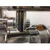 China Motor refrescado aire eléctrico durable de la máquina para picar carne del acero inoxidable con embutidora de 3 salchichas wholesale