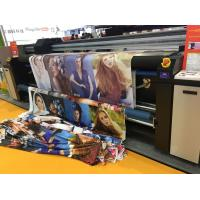 Buy cheap Outdoor And Indoor Digital Automatic Fabric Printing Machine For Displays Flag from wholesalers