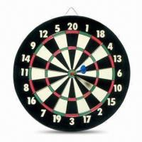 China Safety Magnetic Dart Board, OEM Orders are Welcome, Measures 46 x 53cm wholesale