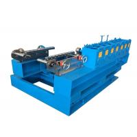 China Cover Window Box Shutter Door Roll Forming Machine 10 Stations Hydraulic on sale