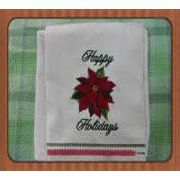 China Kitchen textile christmas wholesale kitchen towels /tea towels for promotion on sale