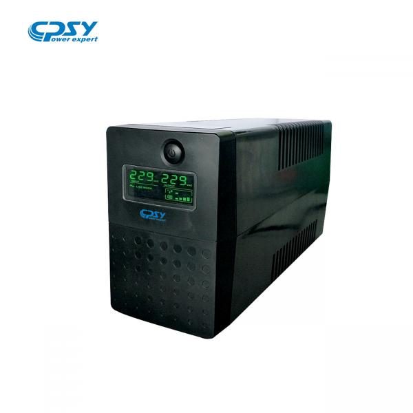 Quality High Frequency Online Ups 1000va/800w Dc 12v With 1*12v-9ah Battery for sale