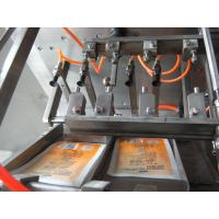 China Premade Doypack Pouch Filling And Packing Machine / Tea Pouch Filling Machine wholesale