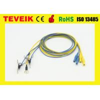 China Pure Silver Elctrode EEG Cable wholesale