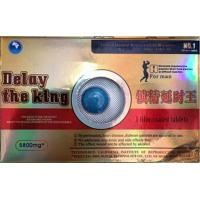 China delay the king I film-coated tablets sex pills natural herbal sex supplement for men wholesale