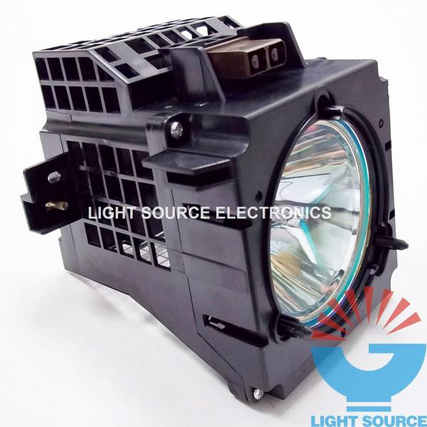 xl 2000u rear projection tv lamp module for sony kf 40sx200 kf 42sx100. Black Bedroom Furniture Sets. Home Design Ideas
