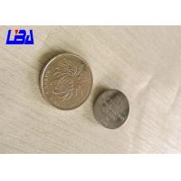 Buy cheap Cr2032 3 Volt Battery Lithium Button , Standard  MP3 Coin Cell Battery from wholesalers