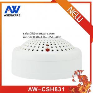 China Construction 2 wires fire detection fire heat sensor wholesale