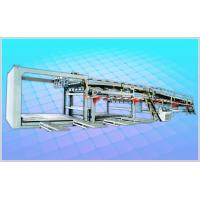 China Basket Hydraulic Down Stacker, Sheet Collecting Delivery Machine, Single / Double Layer wholesale