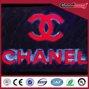 China Shopfront Channel Letters, Acrylic Letter Signage, LED Signage wholesale