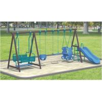 Buy cheap outdoor children swing,high quality swing,outdoor playground equipment swing for kids from wholesalers