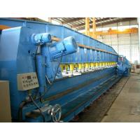 China Precision Steel Plate Pipe Bevelling Machine Siemens VFD Change Speed wholesale