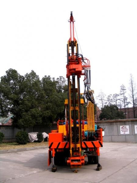 Quality ST -600 And ST -200 Core Drilling Equipment , High Performace Core Drill Rig for sale