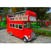 Battery Model Mini Express Trackless Train With Led And Music Function