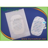China IV Cannula Polyurethane Film Dressing , Transparent Film Dressing For Pressure Ulcers wholesale