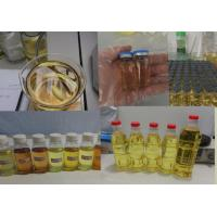 China Pain Free TMT Blend 375 Premixed Anabolic Steroid Oil Based Bodybuilding Lab wholesale