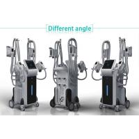 Buy cheap 4 handles cryotherapy non-invasive cryolipolysis fat freeze weight loss machine with CE from wholesalers