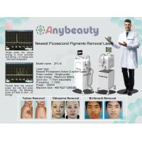1064nm 532nm Active Q Switch Nd Yag Laser two lamps two laser rods birthmark removal machine