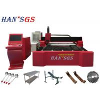 Buy cheap 500W/1000W Small Laser Metal Laser Cutter For 5mm 10mm 12mm 15mm Steel Plate Cutting from wholesalers