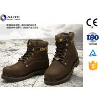 China ESD PPE Safety Shoes Construction Work With Metatarsal Protection USA Military wholesale