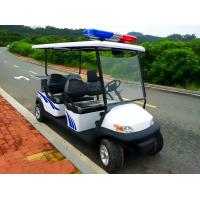 China Energy Saving Custom Electric Golf Carts Street Legal 4 Seater With 3.7KW Motor on sale