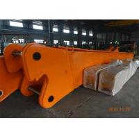 Heavy Duty Excavator Long Reach Arm for EX1200-5 With 28 Meters And 6 Ton