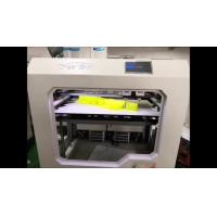 China Digital Printing High Temperature 3D Printer With Large Color Touch Screen on sale