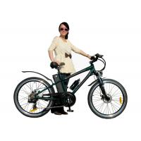 Girls Racing MTB Electric Bicycle , high speed e-bike 26 PAS System
