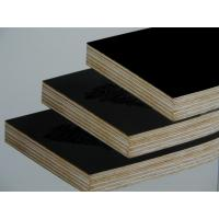 China 18mm high quality best selling film faced plywood for construction on sale