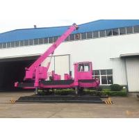 China 80-120T Hydraulic Pile Driving Machine For Precast Concrete Pile Foundation wholesale