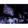 China Le panneau de mur visuel mené audiovisuel de P3.9mm HD, la publicité d'intérieur mince a mené la location d'affichage wholesale